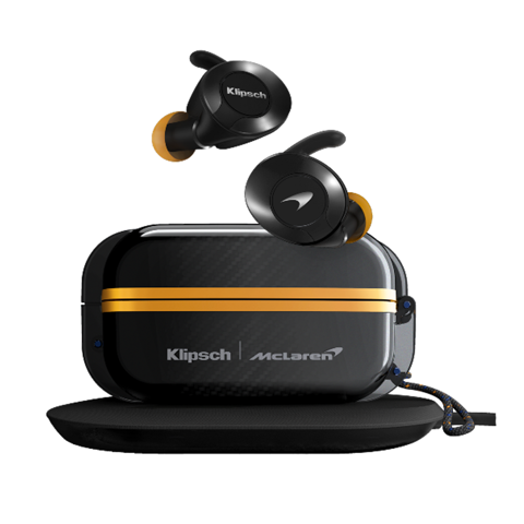 Tai nghe true wireless Klipsch T5 II Sport McLaren