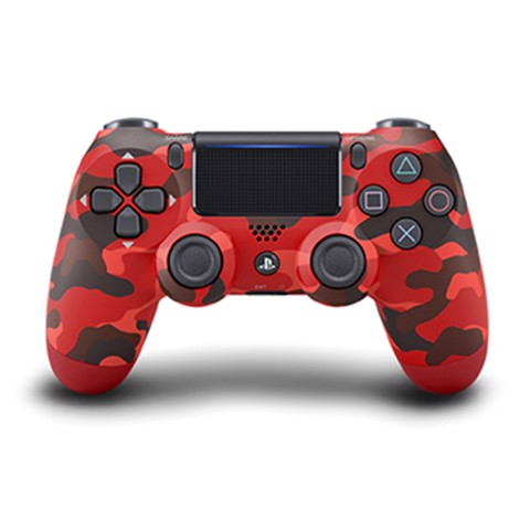 Tay cầm Sony PS4 Dualshock 4 Red Camouflage (CUH-ZCT2G 30)
