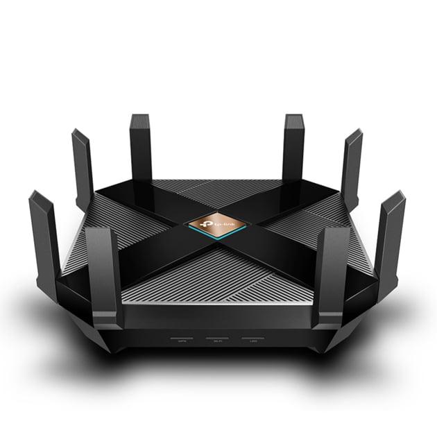 Bộ định tuyến WiFi 6 TP-Link Archer AX6000 chuẩn AX6000