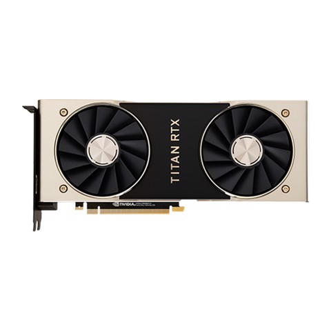 TITAN RTX Ultimate PC Graphics Card with Turing