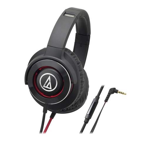 Tai nghe Audio-Technica Solid Bass ATH - WS770iS