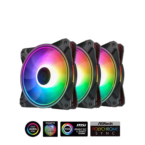Fan DEEPCOOL CF120 PLUS