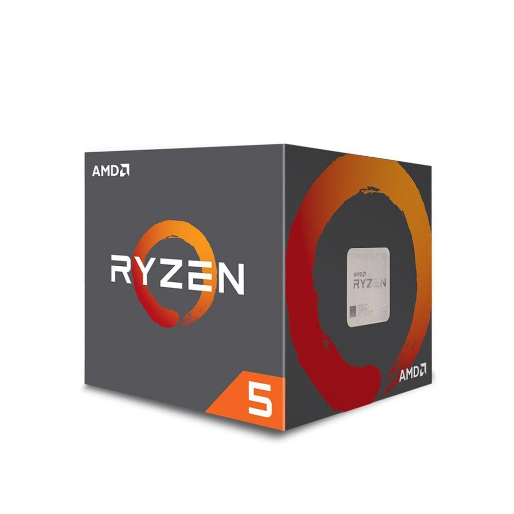 AMD Ryzen 5 1400 / 4 nhân 8 luồng / 3.2GHz / 8M / SK AM4