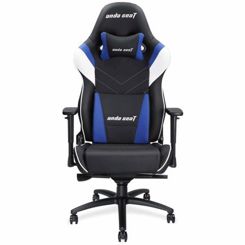 Ghế Anda Seat Assassin King V2 Black/Blue