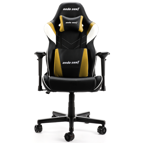 Ghế Anda Seat Assassin King V2 Black/Yellow