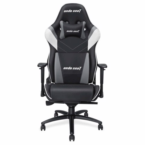 Ghế Anda Seat Assassin King V2 Black/Grey