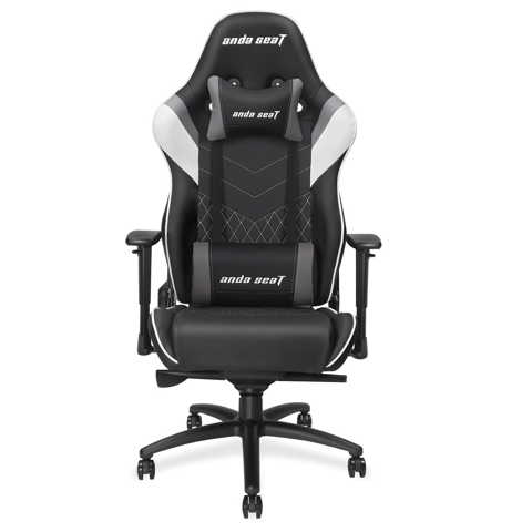 Ghế Anda Seat Assassin KING Black/Grey