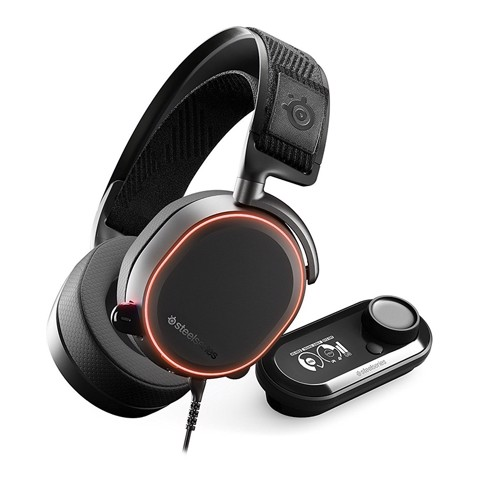 Tai nghe SteelSeries Arctis Pro + GameDAC Black Edition