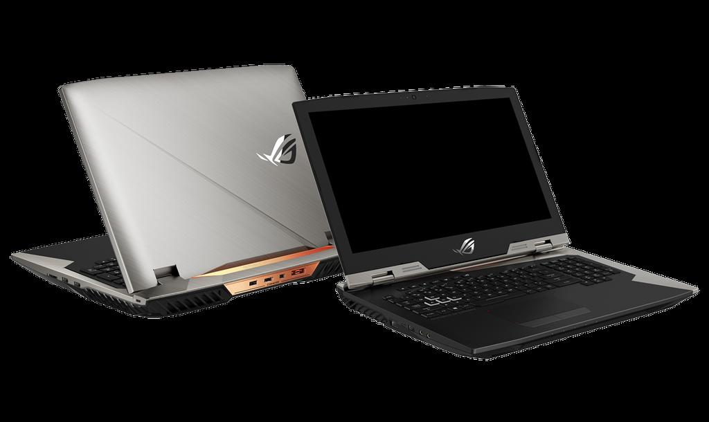 Laptop Gaming Asus ROG Chimera G703VI-E5105T