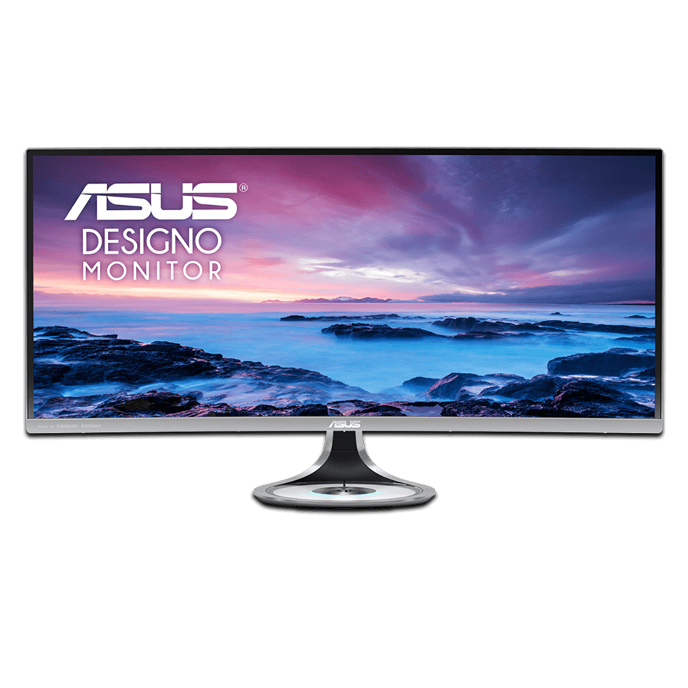 "(VA 34"" 2K) Asus MX34VQ  - Curved"