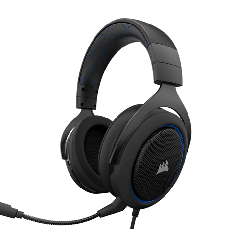 Corsair HS50 Stereo Gaming Blue
