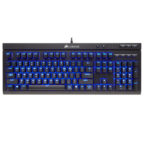 Corsair K68 - Blue Led