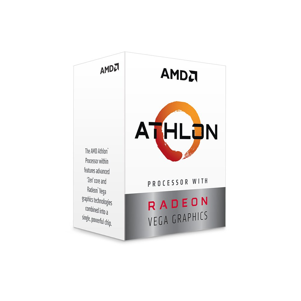 AMD Athlon™ 200GE
