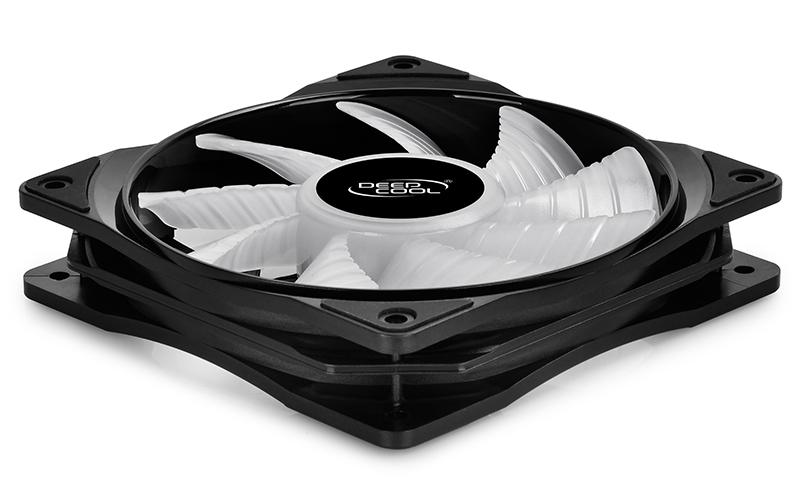 DEEPCOOL CF 120 - FAN RGB ( CF120 ) ( 1 Fan )