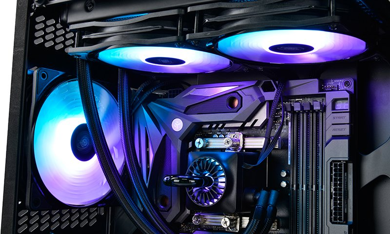 DEEPCOOL CF 120 - FAN RGB ( CF120 ) ( 1 Fan )