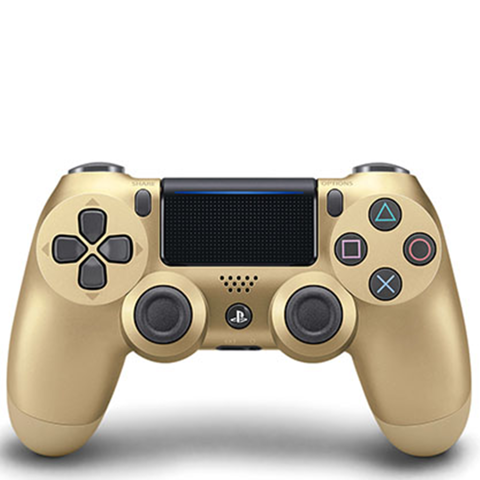 Tay cầm Sony PS4 Dualshock Gold (CUH-ZCT2G14)