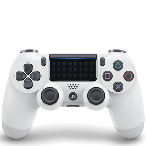 Tay cầm Sony PS4 Dualshock White (CUH-ZCT2G13)