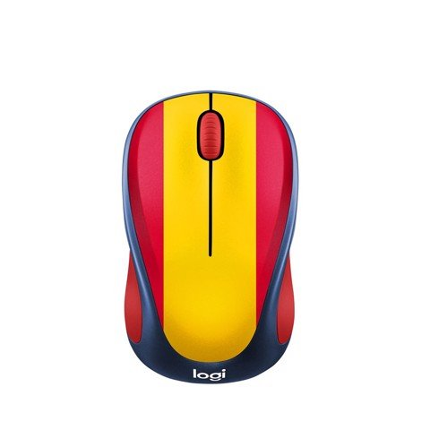 Logitech M238 Wireless - World Cup Edition - Spain