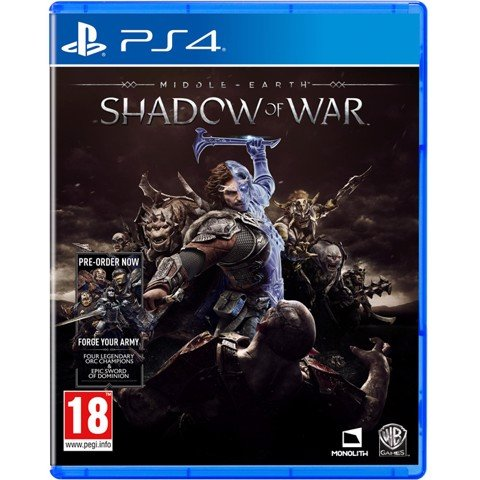 Middle-Earth: Shadow of War – EU