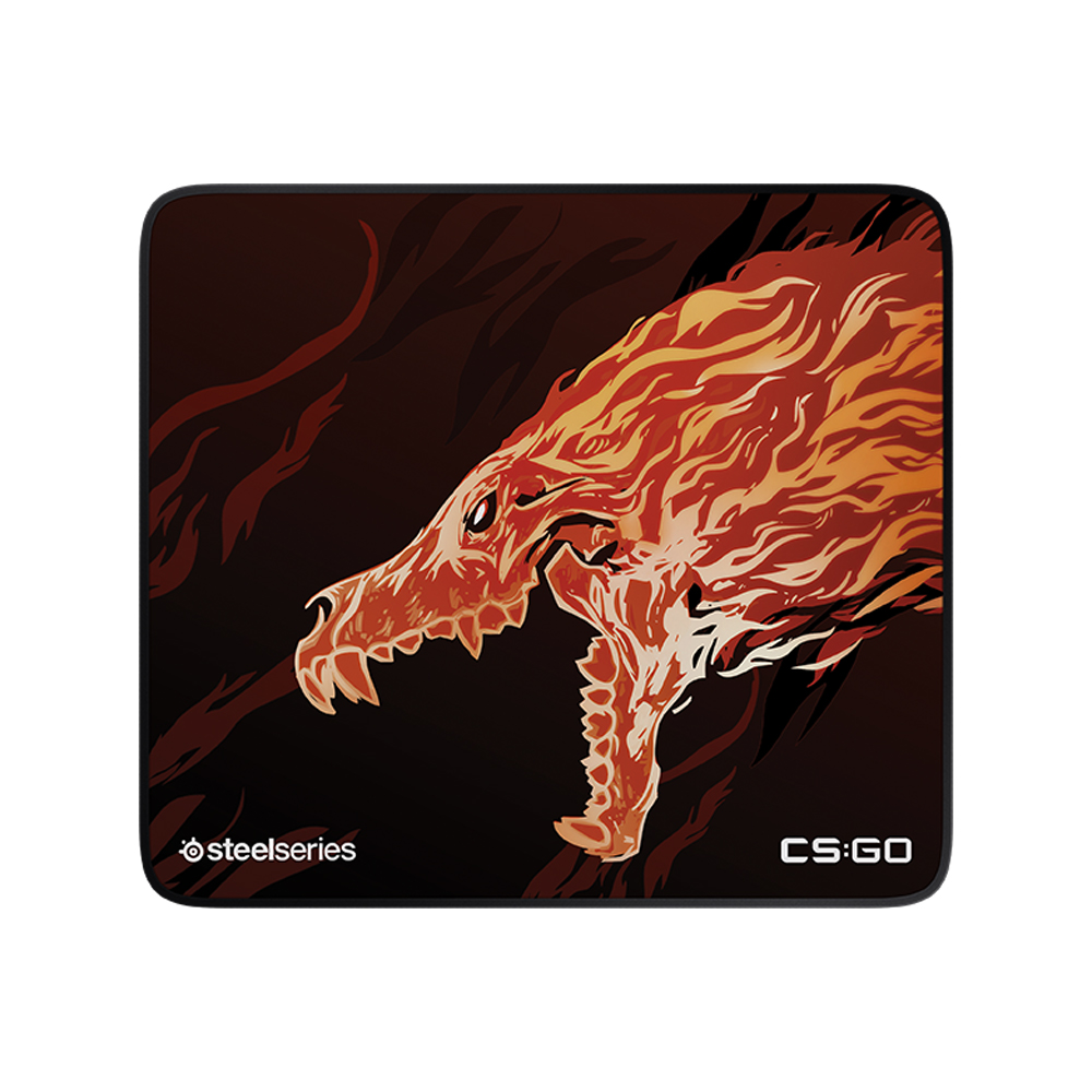 QCK+ LIMITED CS:GO HOWL EDITION