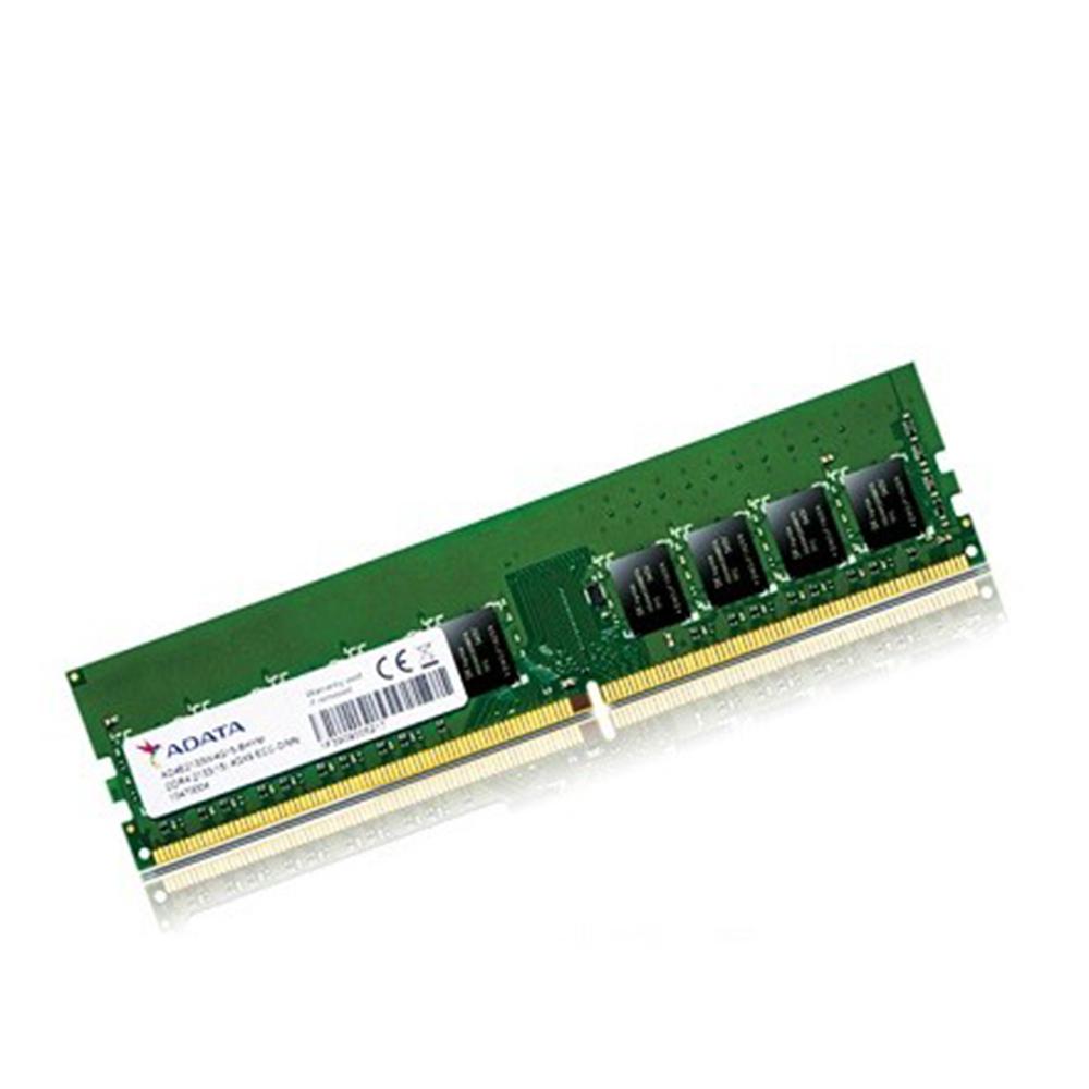 (8GB DDR4 1x8G 2400) RAM ADATA ECC 8GB - AD4E240038G17-BHYA