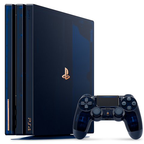 Sony PlayStation 4 Pro 2TB | 500 Million Limited Edition