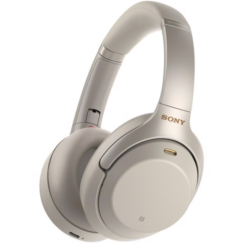 Tai Nghe Sony WH - 1000XM3 Silver