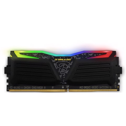 (8GB DDR4 1x8GB 2666) Geil SUPER LUCE RGB TUF GAMING
