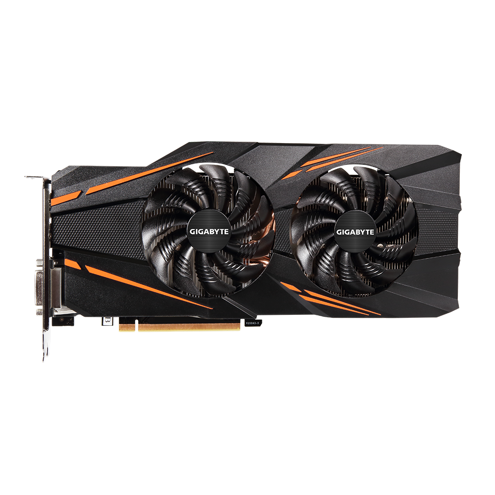 Gigabyte GTX1070 Winforce OC 8GB