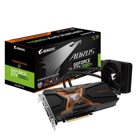 Gigabyte AORUS GeForce® GTX 1080 Ti Waterforce Xtreme Edition 11G