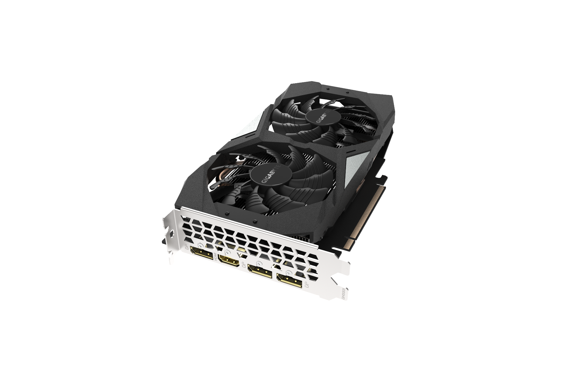 GIGABYTE GeForce GTX™ 1660 OC 6G