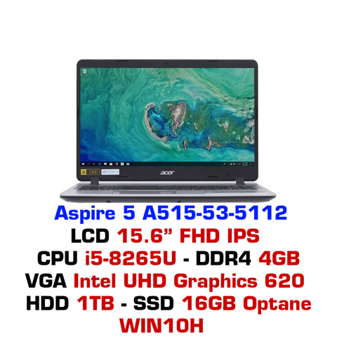 Laptop Acer Aspire A515-53 5112