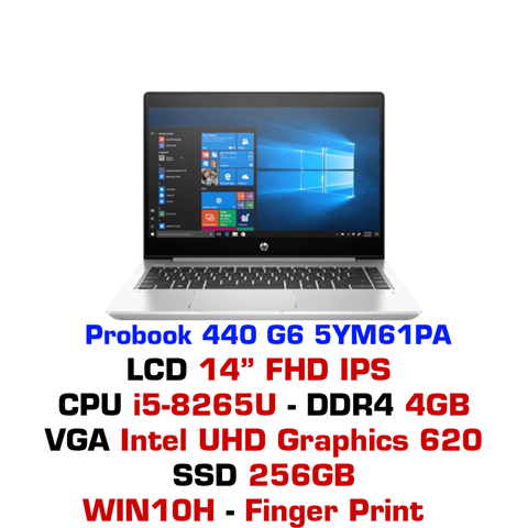 Laptop HP Probook 440 G6 4ME98PA