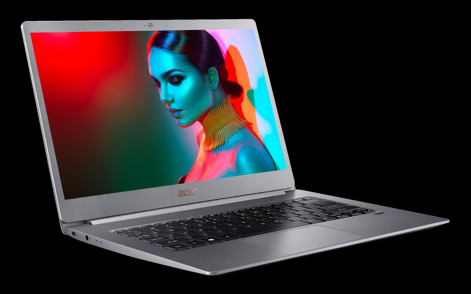Laptop Acer Swift 5 Air Edition SF515-51T-71Q1 - Xám