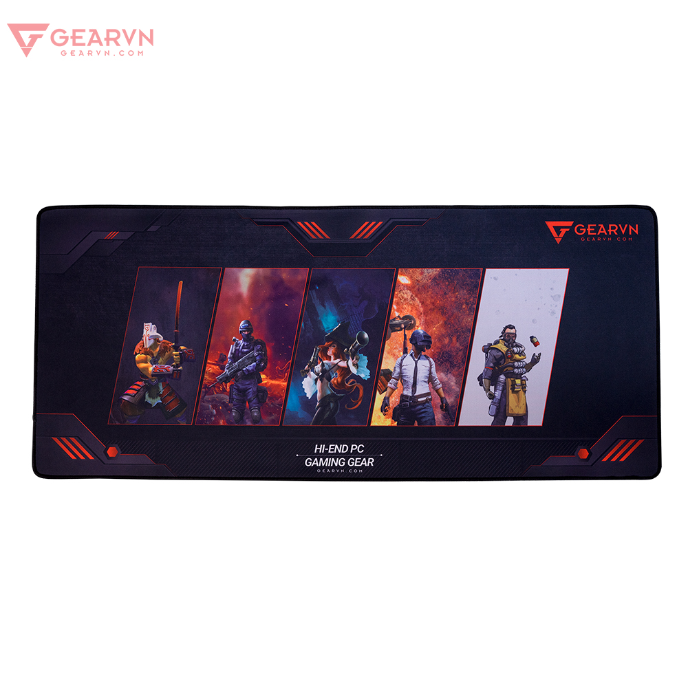 GEARVN Mousepad Extended Edition