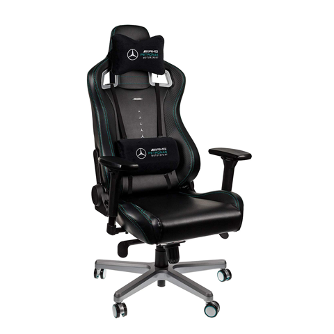 Ghế Gaming Noble Chair - Epic Series MERCEDES-AMG Edition