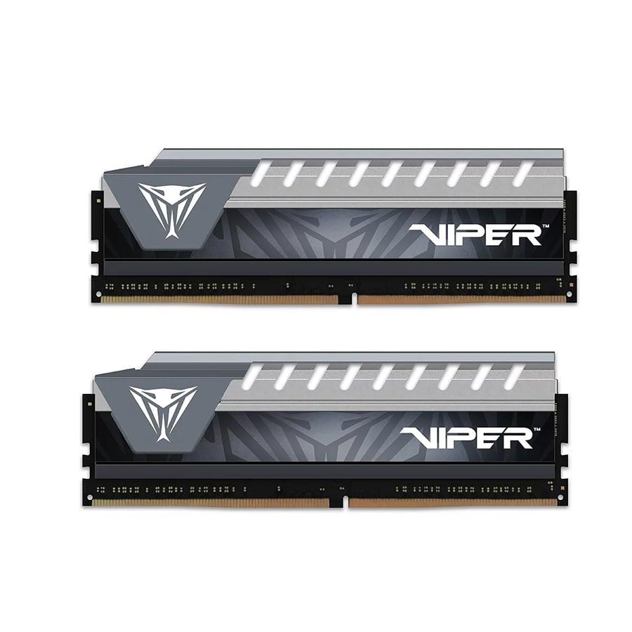 16GB DDR4 2x8G 2666) Patriot Viper Elite Grey – GEARVN.COM