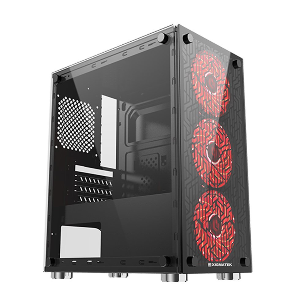 Case Xigmatek NYX 3F ( Mini Tower )