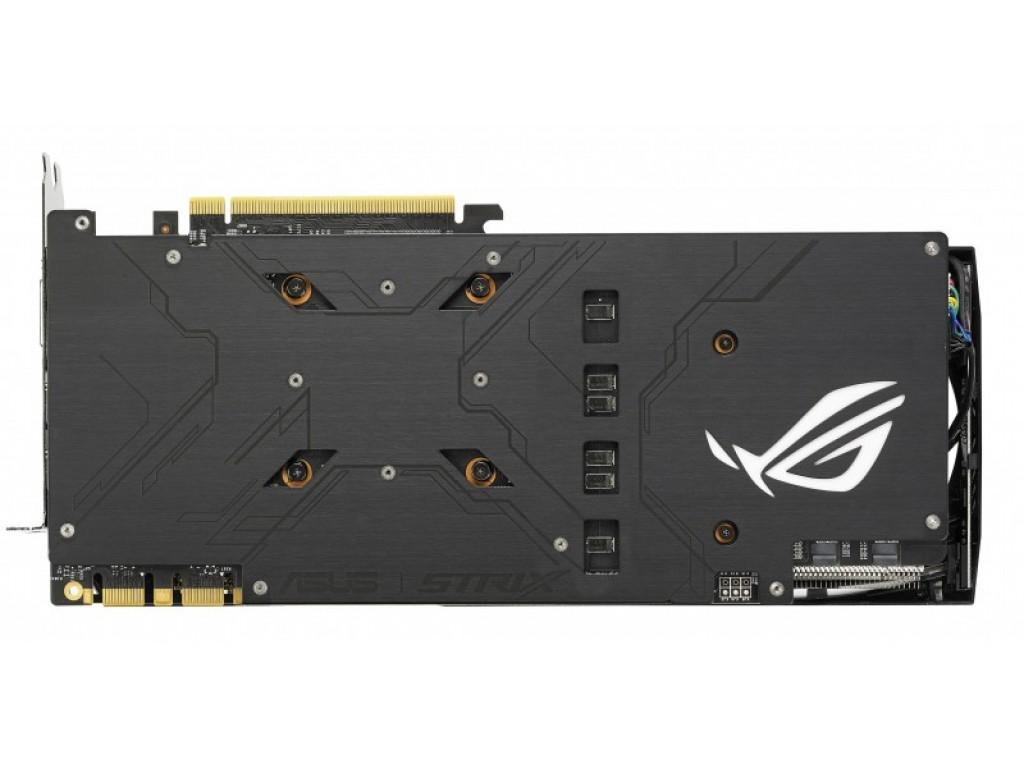 ASUS ROG GTX 1080 Ti Strix 11GB Gaming 352Bit DDR5X