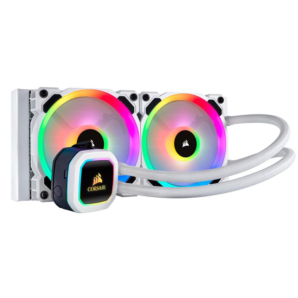 Corsair CPU Hydro Cooler H100i RGB Platinum SE