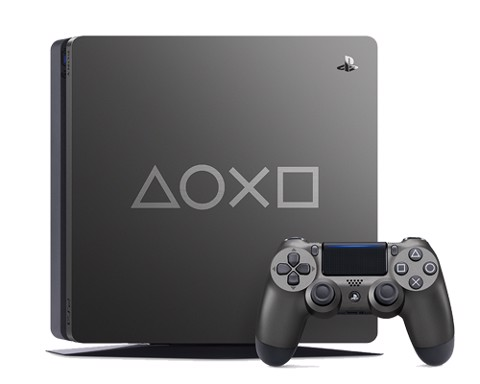 Máy chơi game PlayStation 4 Slim 1TB Days of Play Limited Edition