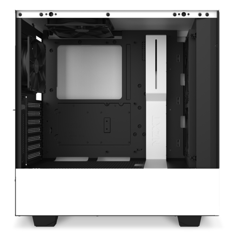 Case NZXT H510 Elite (Mid - Tower) - White