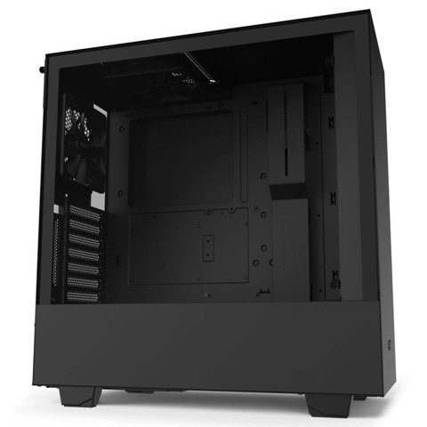 Case NZXT H510i (Mid - Tower) - black