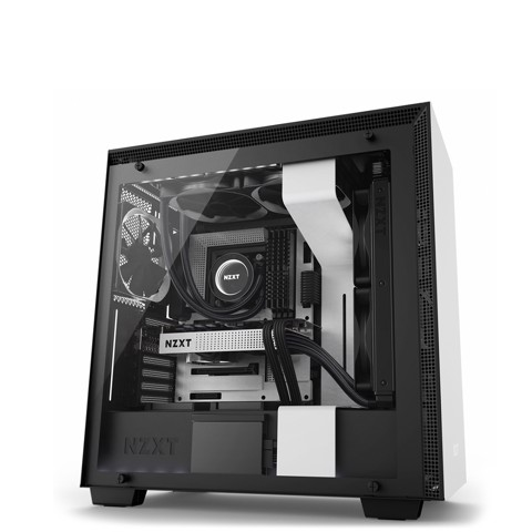 H700i - Premium ATX Mid-Tower Case