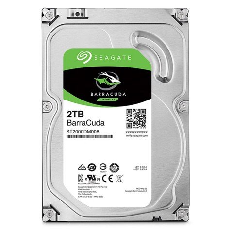 HDD Seagate Barracuda 2TB 7200rpm