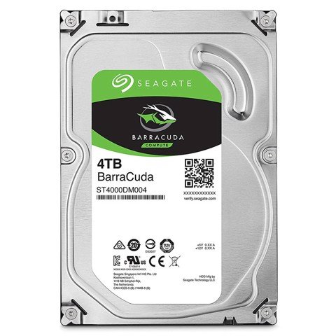 HDD Seagate Barracuda 4TB 5400rpm