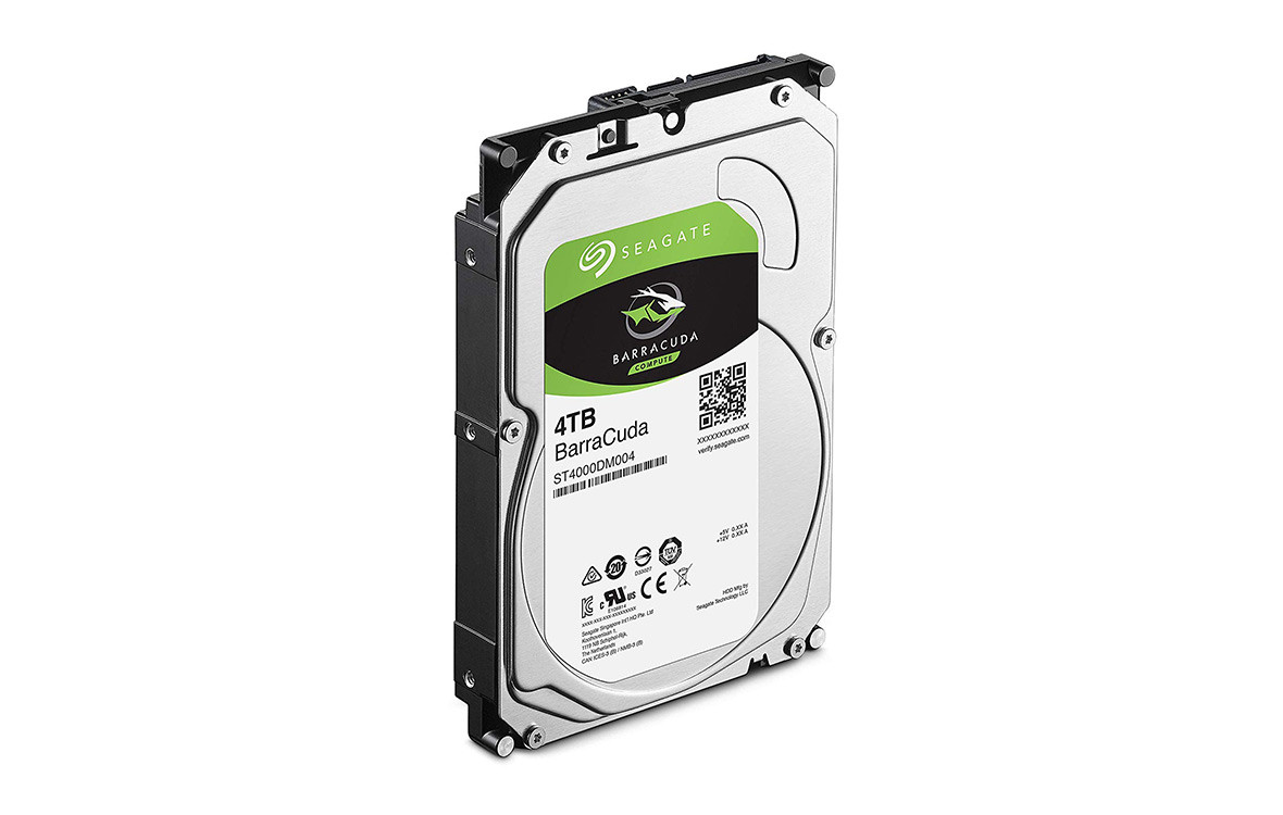 HDD Seagate Barracuda 4TB 7200rpm