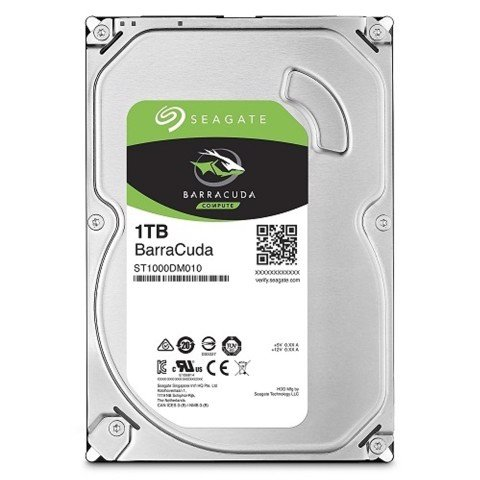 Seagate HDD  Barracuda 1TB 7200rpm