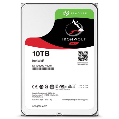 HDD Seagate Ironwolf PRO 10TB 7200rpm