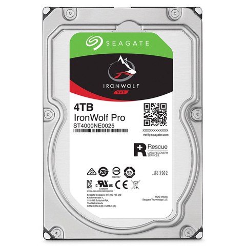 HDD Seagate Ironwolf PRO 4TB 7200rpm